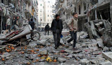Suriye'deki iç savaş