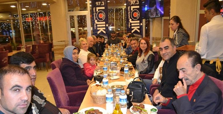 AFYON TÜRK TV İÇİN BİR ARAYA GELİNDİ..