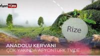 AfyonTürk TV Anadolu Kervanı programı
