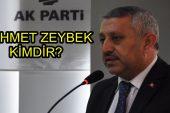 AK Parti Afyonkarahisar Belediye Başkan Adayı Mehmet ZEYBEK kimdir?