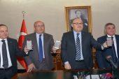 Vali Mustafa Tutulmaz Afyon Eğitim Vakfı'nın SMS İle Eğitime Destek Kampanyasını Başlattı