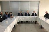 Şuhut OSB Müteşebbis Heyet Toplantısı Valimiz Mustafa Tutulmaz Başkanlığında Gerçekleştirildi.