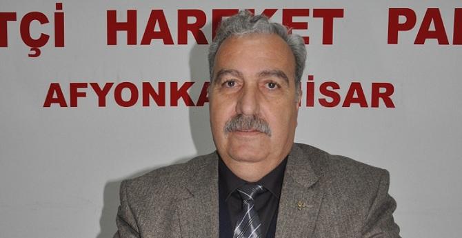 """MHP İl Başkanı Kocacan, """"Yanlış Anlaşıldı"""""""
