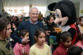 Başkan Acar, Çocukların Eğlencesine Ortak Oldu