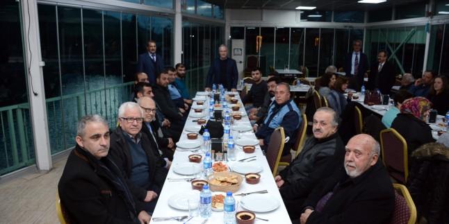 Başkan Acar Basın Mensuplarıyla Bir Araya Geldi