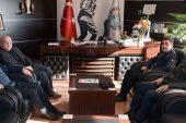 TOKİ Site Yönetiminden Başkan Acar'a Hayırlı Olsun Ziyareti