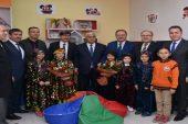 Dinar İlçesine Bağlı Tatarlı Kasabasındaki Kütüphane Vali Tutulmaz'ın Katılımıyla Açıldı