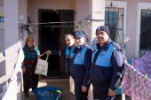 Dinar Belediyesi 10 Bin Bez Çanta Dağıtımına Başladı