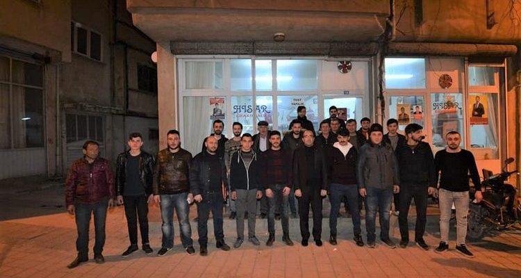 """BAŞKAN MUSTAFA ÇÖL """"GÖNÜLLER ALMAYA DEVAM EDİYORUZ"""""""