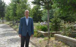 Belediyemiz Asri Mezarlıkta Temizleme ve Bakım Çalışmasını Başlattı.
