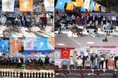 Ak Parti'de Gençlik Ve Kadın Kolları Kongreleri Sürüyor