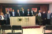 CHP'den İyi Parti'ye Hayırlı Olsun Ziyareti