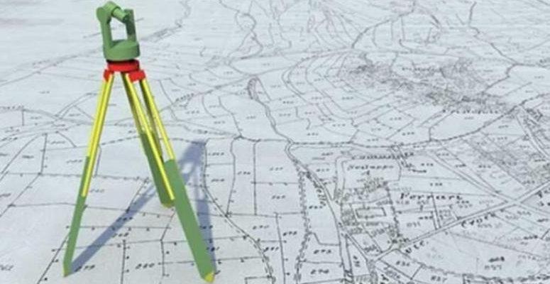 Kadastro Haritalarının Sayısallaştırılması