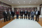 CHP'den Şehitler Derneğine Ziyaret
