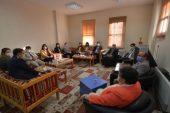 Başkan Mustafa Çöl'den Savcı Ve Hâkimlere Ziyaret