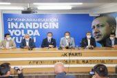"""""""Uluçay'ı sonuna kadar destekliyoruz"""""""